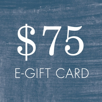 $75 Email Gift Card in Chevron