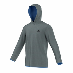 Adidas Climacore Hoodie in Vista Grey/Blue