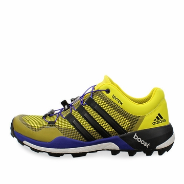 Adidas Terrex Boost Shoe ( Bright Yellow/Black )
