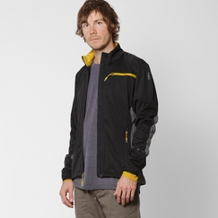 Adidas Xperior Soft Shell Jacket in Black