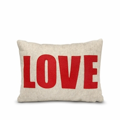 Eco Alexandra Ferguson LOVE Pillow