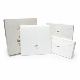 Amalfi Long Folded Notes (100 ct.) (4.25 x 8.25)