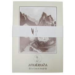 Amalfi Watermarked Stationery Set (20 ct.) (8.5 x 12) in Angel Watermark