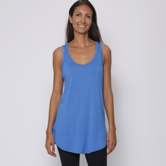 Amour Vert Una Tank Top in Palace Blue