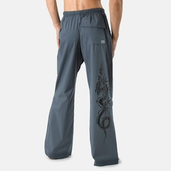 Be Present Dragon Practice Pant in Graphite w/ Dragon
