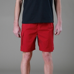 Be Present Practice Short in Red