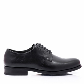 Bourgeois Boheme Lewis Shoe in Black Matte