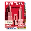 Cavallini New York City Large Notebook Set (5.5 x 7.25)