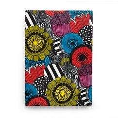 Chronicle Books Marimekko Flexi Journal in Siirtolapuutarha
