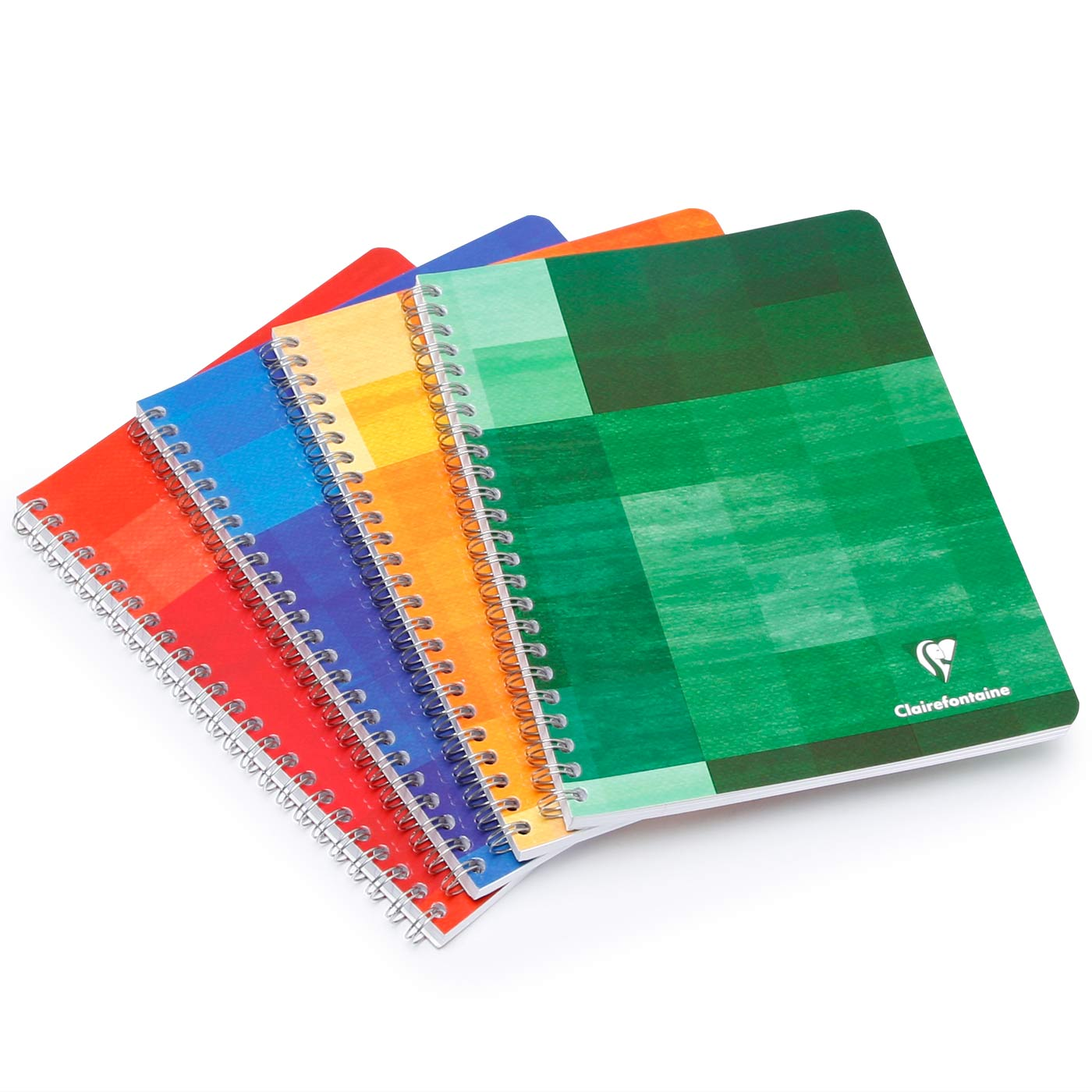 clairefontaine a4 spiral bound notebook  8 25 x 11 75  eco