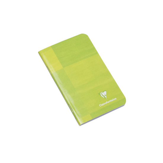 Clairefontaine Classic Mini Side Staple Bound Notebook (3