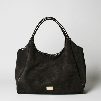 Cornelia Guest Sebastian Hobo Bag in Black