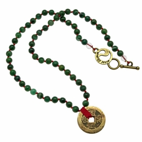 Energy Muse Prosperity Necklace