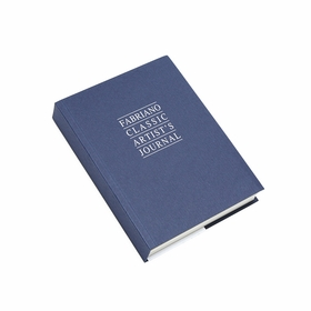 Fabriano Classic Blue Pocket Artist's Journal (4.25 x 6.25)