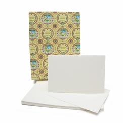 Fabriano Medioevalis Reception Folded Cards (4.5 x 6.75)