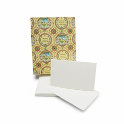 Fabriano Medioevalis Reply Folded Cards (3.4 x 5.25)