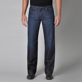 Fidelity Jeans Camino Relaxed Fit Jean in Dark Blue