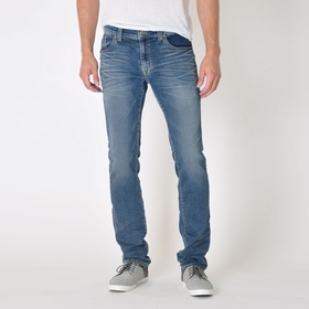 Fidelity Jeans Jimmy Slim Tailored Colony Blue in Oxy Colony Blue