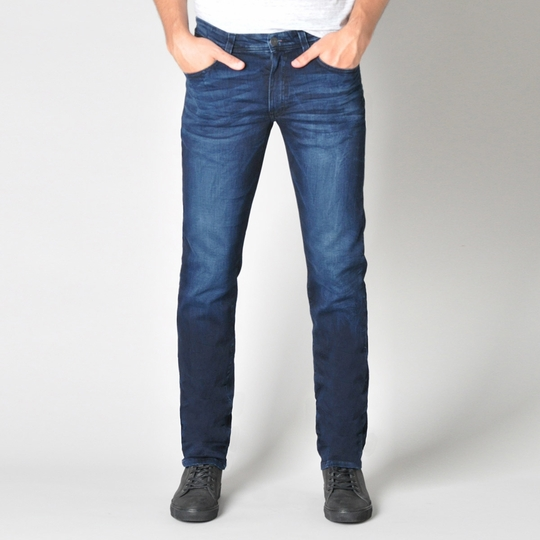 Fidelity Jeans Jimmy Slim Tailored Jean ( Oxy Denim Blue )