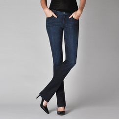 Fidelity Jeans Rev Mid Rise Jean in Eclipse Blue