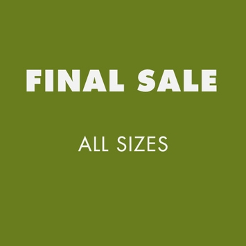 Final Sale All Sizes