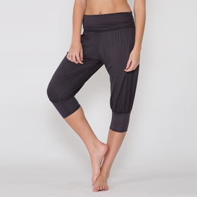 Free People Genie Pant in Charcoal
