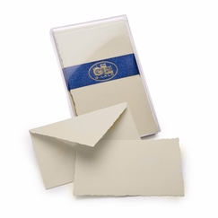G. Lalo Verge de France Correspondence Sets (3.75 x 6) in Champagne
