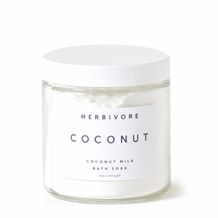 Herbivore Botanicals Coconut Milk Bath Soak 16 oz.