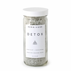 Herbivore Botanicals Dead Sea Bath Salts in Detox