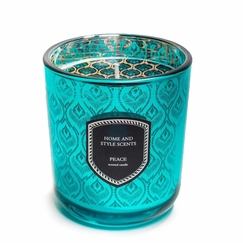 Jordan Carlyle Color Candle in Peace (Honeysuckle and Shea)