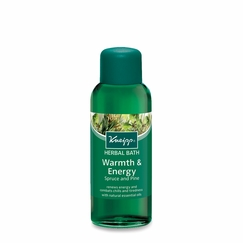 Kneipp Herbal Bath Oils in Spruce & Pine (Warmth & Energy)