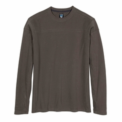 Organic Kuhl Blast Long Sleeve Shirt in Gun Metal