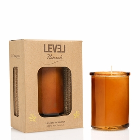 Level Naturals Eco-Mod Candle in Lemon Verbena