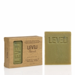 Level Naturals Pure & Inspired Bar Soap in Eucalyptus Lime