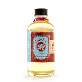 Lotus Love Beauty Bath and Body Oil in Moksha (Sandalwood & Incense)