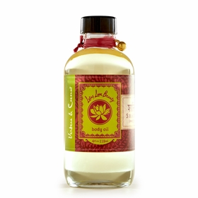 Lotus Love Beauty Bath and Body Oil in Shakti (Verbena & Coconut)
