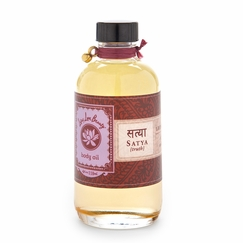 Lotus Love Beauty Bath and Body Oil in Satya (Lavender & Sage)