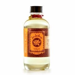 Lotus Love Beauty Bath and Body Oil in Surya (Hibiscus & Marigold)