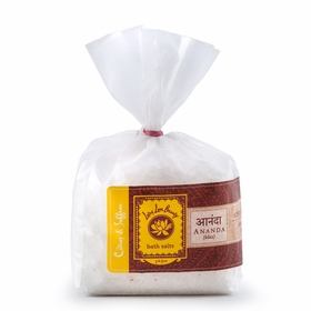 Lotus Love Beauty Bath Salts in Ananda (Citrus & Saffron)