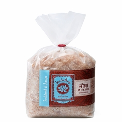 Lotus Love Beauty Bath Salts in Moksha (Sandalwood & Incense)