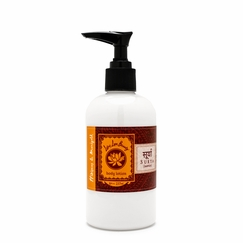 Lotus Love Beauty Body Lotion in Surya (Hibiscus & Marigold)
