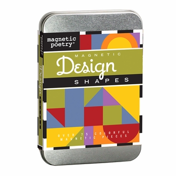 Magnetic Poetry Design Shapes Kit