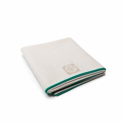 Manduka eQua Plus Towel in Shell
