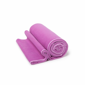 Manduka Large eQua Yoga Towel in Tulip
