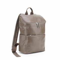 Eco Matt & Nat Brave Backpack in Taupe