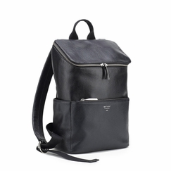 Eco Matt & Nat Brave Backpack in Black