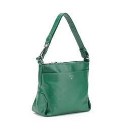 Eco Matt & Nat Jorja Hobo Small in Green