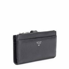 Eco Matt & Nat Motiv Wallet in Black