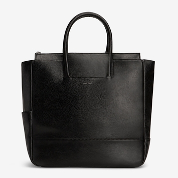 Eco Matt & Nat Percio Bag in Black