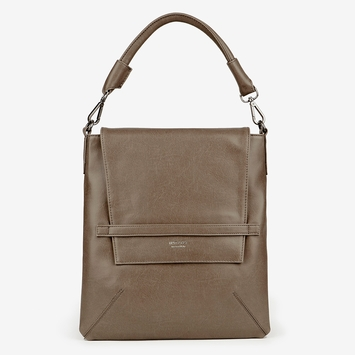 Eco Matt & Nat Riley Bag in Walnut